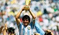 Maradona fue el principal protagonista en la segunda conquista mundial de Argentina.