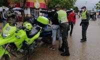 Acciones de la Policía del Magdalena durante noviembre.