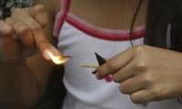 Si un adulto permite que un menor use la pólvora podría ser sancionado.