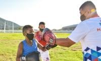 Se dio inicio al programa de Alto Rendimiento del Deporte.