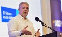 El mandatario también estará en la firma del convenio para la construcción del sistema de acueducto regional del norte del Distrito de Barranquilla y municipio de Puerto Colombia.