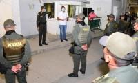 Refuerzan la vigilancia y seguridad en el municipio.