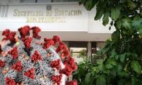 Hay una sensación de preocupación en el clima laboral de la Secretaría de Educación Departamental.