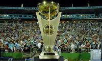 Trofeo del Sudamericano.
