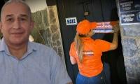 La familia del secretario habría sido amenazada a través de un video por el reciente cierre de bares en el Centro.