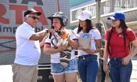 La jornada de adopción se realizó en el Parque Deportivo Bolivariano.