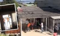 Ataque a vivienda en Soledad, Atlántico