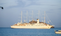 Crucero Wind Surf Windstar  en Santa Marta