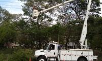 Electricaribe hará mantenimiento a la línea que alimenta estas poblaciones.