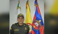 Coronel Samir Pava, comandante de la Policía del Magdalena.