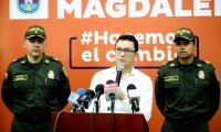 Gobernador del Magdalena, Carlos Caicedo