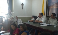 El gerente del hospital Julio Méndez Barreneche estuvo bajo el control político de la Asamblea.