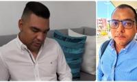 Elkin Javier Torres (izquierda) seguirá defendiéndose en los Estados Unidos, dijo su abogado Álex Fernández (der).