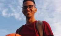 Aldair Benavides, joven fallecido en accidente.