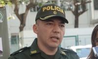 El comandante de la Policía Metropolitana de Santa Marta, coronel Oscar Solarte, dio un parte de tranquilidad