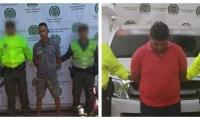 Capturados por hurto de moto y carros en Santa Ana y Media Luna.