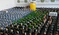 Desmantelan fábrica de licor adulterado en Barranquilla