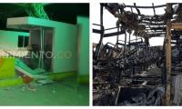 Dos atentados se perpetraron durante el fin de semana en el Magdalena.