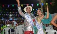 Los Reyes del Carnaval de Fundapescaito se despiden de las fiestas carnestolendicas.