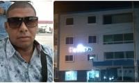Temístocles Larios Martínez fue asesinado frente a su esposa, en el barrio 11 de Noviembre.