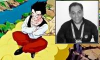 Luis Alfonso Mendoza, voz de Gohan en 'Dragon Ball Z'