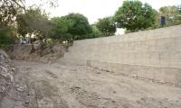 Gaviones en quebrada Tamacá