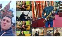 Kamal Ilich Nadjar Vetshev ha publicado en sus redes sociales fotos con armas.