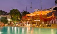Decameron tiene 21 hoteles en Colombia, uno de estos queda Santa Marta.