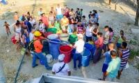 Ruta del Agua implementada por la Alcaldía y la Essmar.