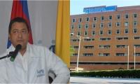 Tomas Díaz Granados, gerente del hospital Julio Méndez Barreneche.