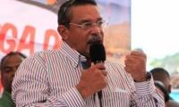 Jorge Luis García Carneiro, gobernador del estado La Guaira.