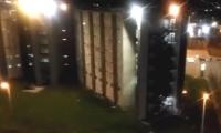 Escenas captadas en los amotinamientos de varias cárceles.