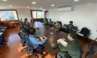 La ministra agregó que en el motín 7 funcionarios del Inpec resultaron heridos, 2 de ellos se encuentran en estado crítico.