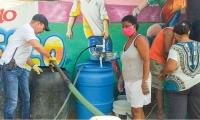 Ruta del Agua en Miguel Pinedo y Villa Tabla.