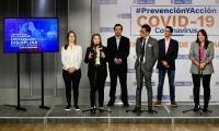La Consejera para las Regiones, Karen Abudinen, dijo que la meta de esta iniciativa es llegar a 448.000 hogares en Colombia.