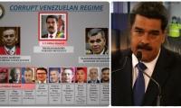 Nicolás Maduro es oficialmente declarado un régimen corrupto por Estados Unidos.