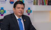 Pablo Vera Salazar, rector de la Universidad del Magdalena.