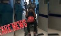 Noticia falsa publicada este lunes en Santa Marta.