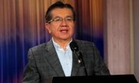 Fernando Ruiz Gómez, ministro de Salud.