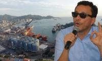 Carlos Caicedo apropiará recursos del Puerto para gastar contra el coronavirus.
