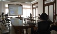 Reunión virtual con las empresas de aseo en el Magdalena.