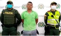 Se trata de Luis Carlos Martínez Rivera, de 32 años.