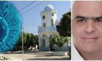 El alcalde Checho Serrano ha dicho que en su municipio no hay casos de coronavirus.