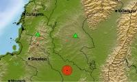 El sismo tuvo como epicentro Pinillos, Bolívar.