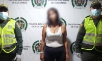 Sonia Fernández Restrepo de 44 años de edad.