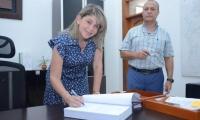 Germán Arrieta Violeta, secretario de Salud de Santa Marta, renunció a su cargo.