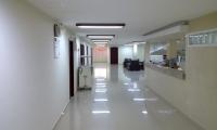 Instalaciones de la Policlínica de Ciénaga.