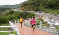 En Santa Marta solo se podrá hacer ejercicio desde el 4 de mayo.