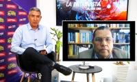 Rodolfo Pérez, nuevo rector de la Uniautónoma.