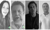 Artistas samarios reconocidos se unieron a la iniciativa.